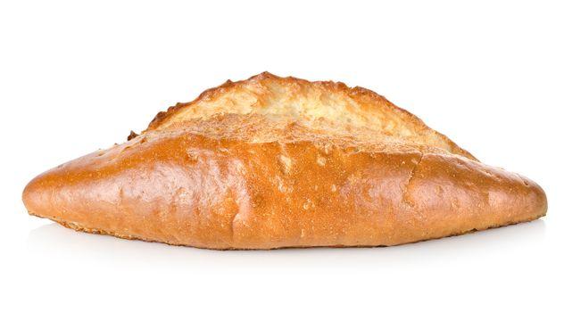 Baked long loaf