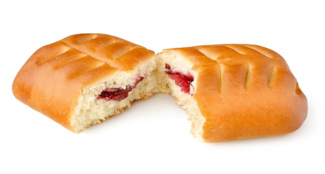 Two parts bun