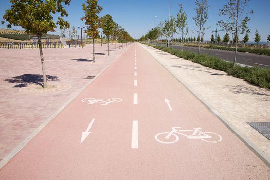 lonely bikeway