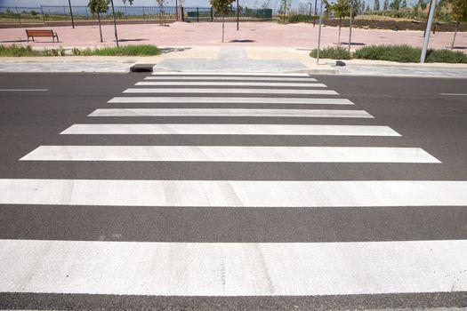 new crosswalk