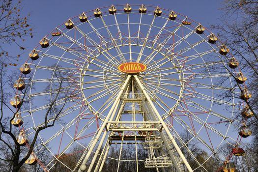 Minsk ferris wheel