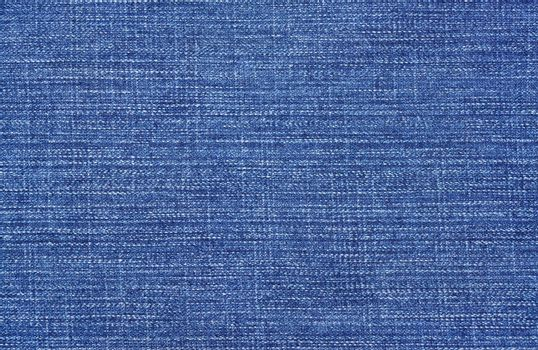 Jeans fabric texture matter. Macro picture.