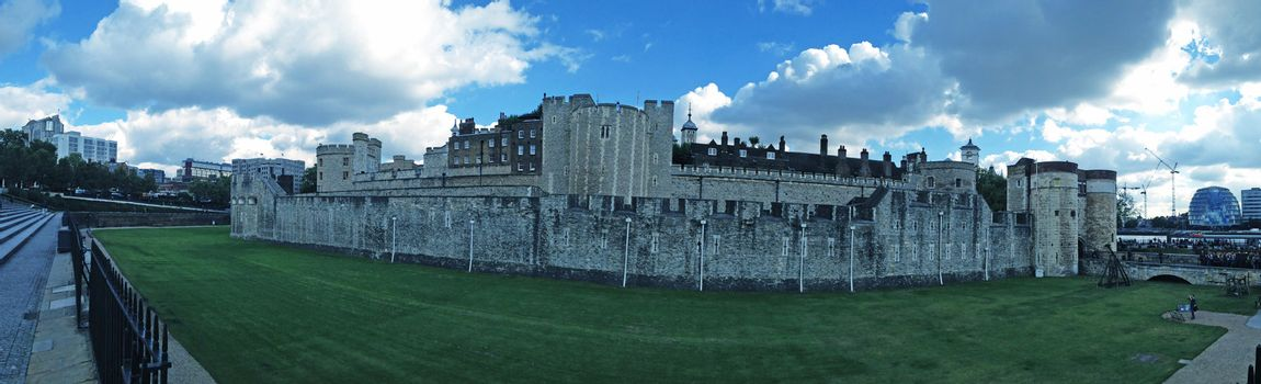 Tower of London Ancient Architecture
