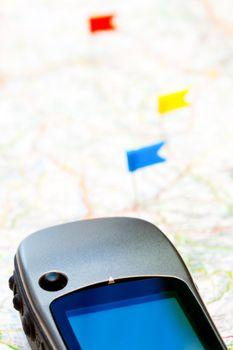Navigation with GPS