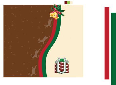 clip art christmas background