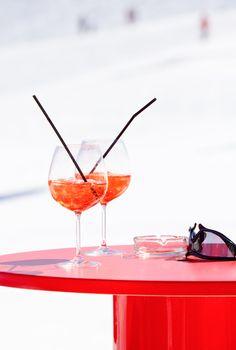Apres Ski cocktail