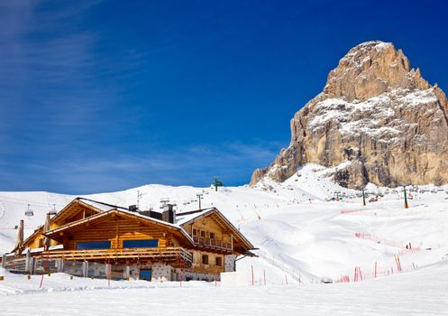 Ski Resort Area