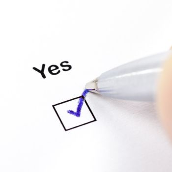 Answering Yes