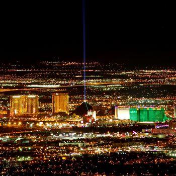 Las Vegas Strip South End