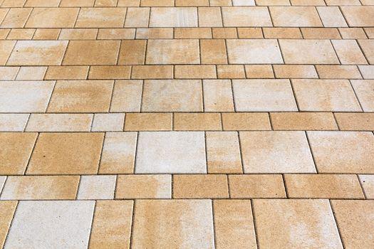 harmonic floor tiles background in geometric structure