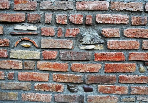 abstract brick-stone background