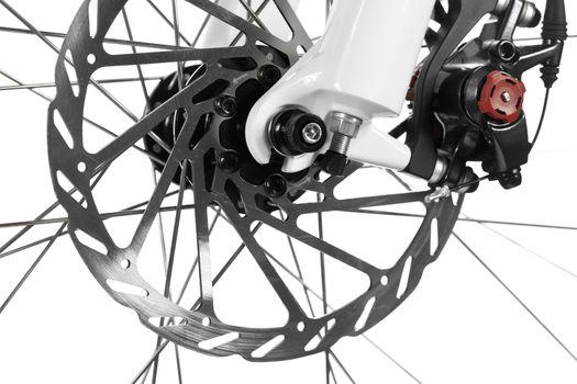 Bicycle disk brake