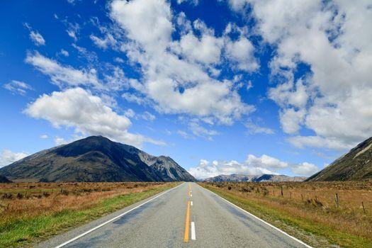 Scenic highway