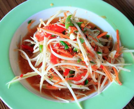 SomTum - Thai Green papaya salad