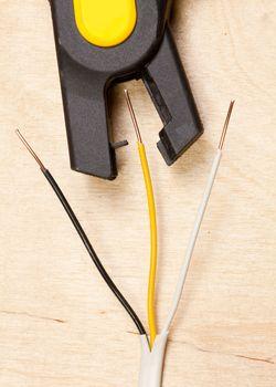 Wire snipper