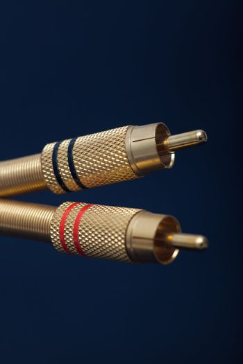 RCA audio cable