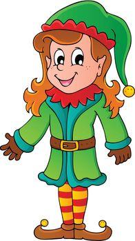 Christmas elf theme 5