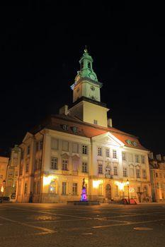 Townhall in Jelenia Gora