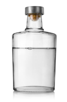 Bottle vodka