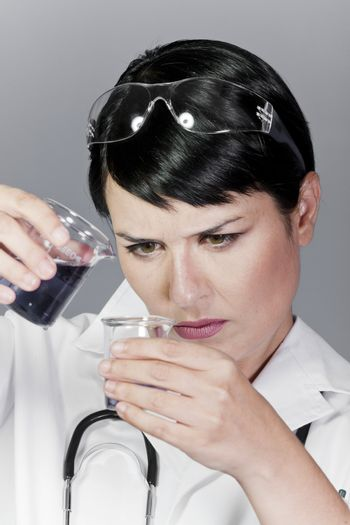 laboratory tests, water and other liquid contamination