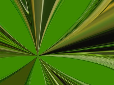 Image of abstract flower as premade background