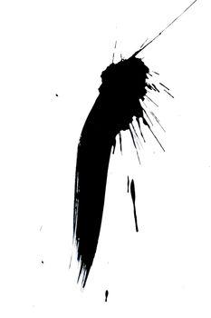 grunge ink