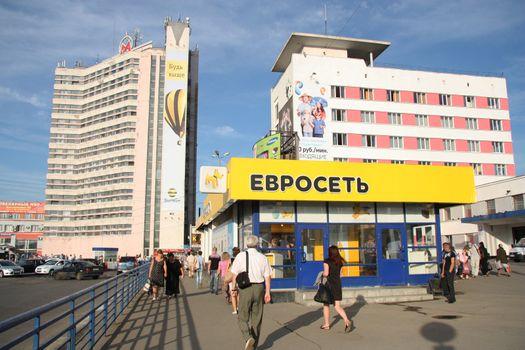 Nizhniy Novgorod street