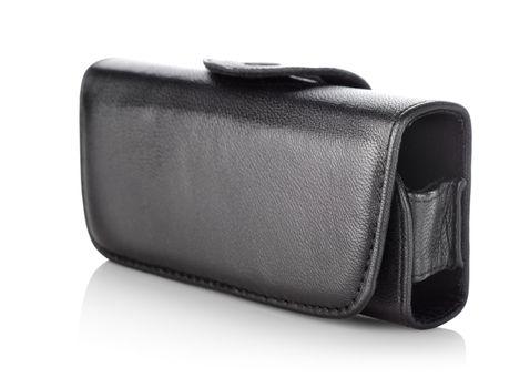 Black bag for mobile