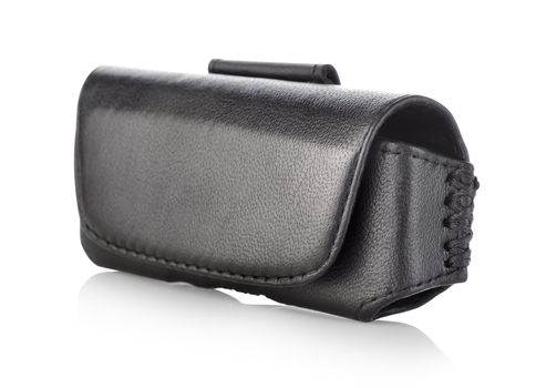 Black bag for phone