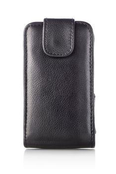 Black case for mobile