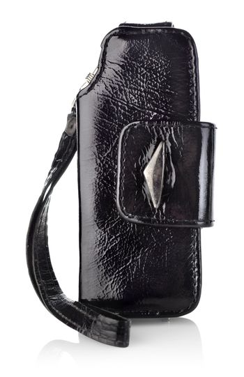 Case with zipper