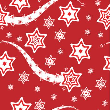 Christmas wrapping paper or background