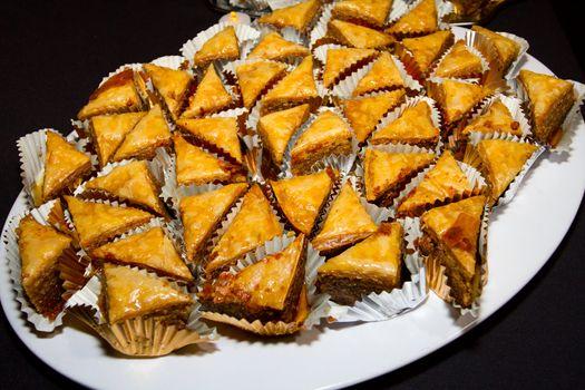 Traditional Baklava