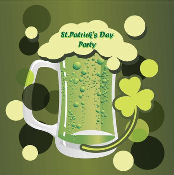 St Patrick s Day Greetings Party