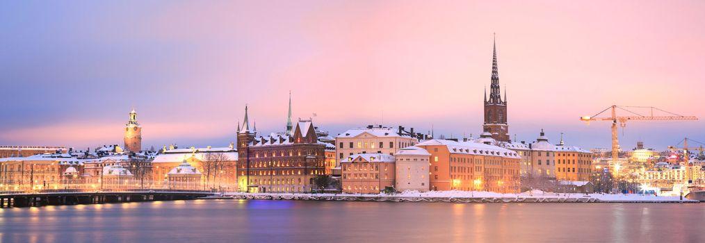 Stockholm Panorama