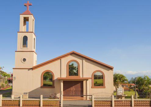 Simple Church-Costa Rica