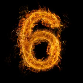 Flaming Number
