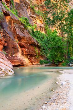 Famous Virgin River