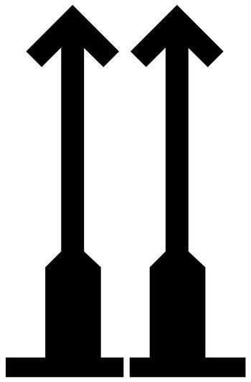 Freight symbols