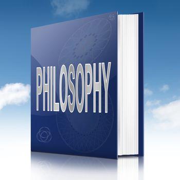 Philosophy text book.
