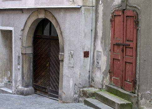 Obsolete Alley
