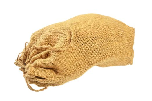 Cloth bag with drawstrings