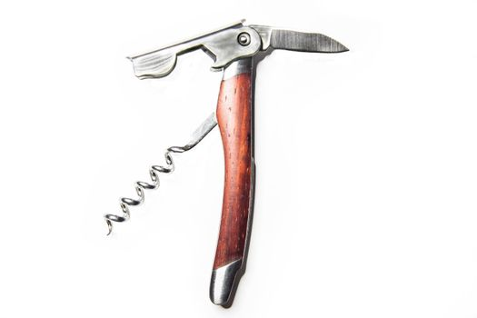 Wooden Corkscrew