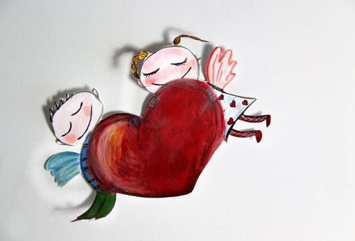 Valentine Cupid