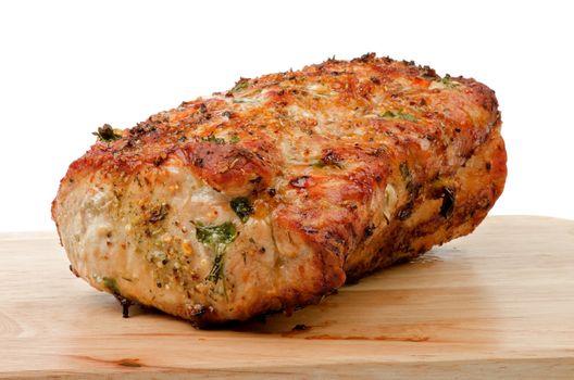 Roasted Loin Pork