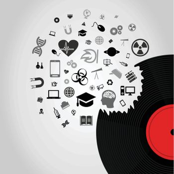 Science Vinyl