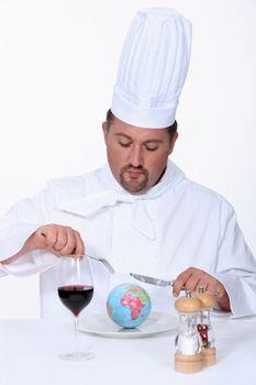 cuisine of the world