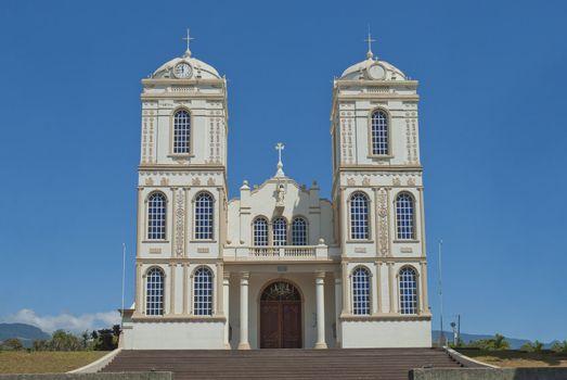 Catholic Church Sarchi Costa Rica