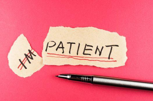 Impatient to patient