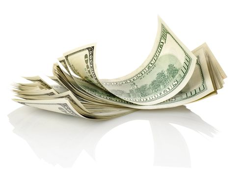 Bundle of dollar